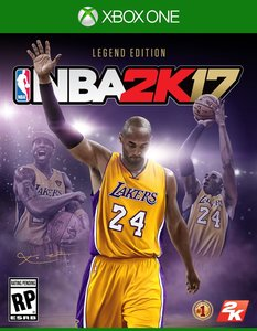 NBA 2K17 Legend Edition (Xbox One Download)