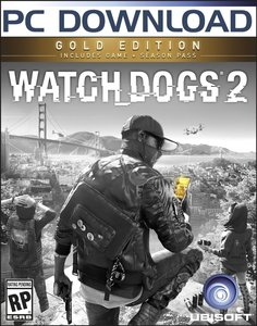 Watch_Dogs 2 Gold Edition (PC Download)