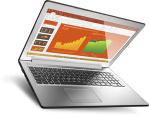 Lenovo Ideapad 510 80SR001FUS Core i7-6500U, 8GB RAM, 256GB SSD, 1080p IPS Display