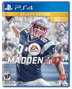 Madden NFL 17 Deluxe Edition (PS4)