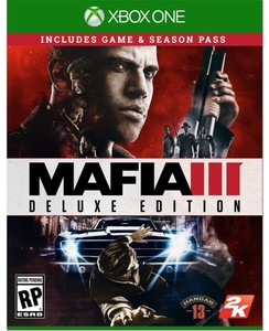 Mafia III Deluxe Edition (Xbox One - Requires GCU) + $10 Rewards