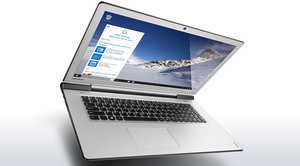 Lenovo Ideapad 700 80RV002VUS Core i7-6700HQ, 16GB RAM, 1TB HDD + 256GB SSD, GeForce 940M, Full HD IPS 1080p