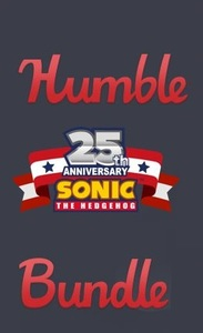 Humble 25th Anniversary Sonic The Hedgehog Bundle (PC Download)