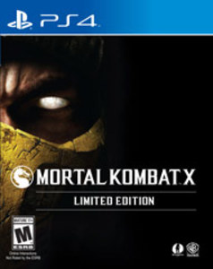 Mortal Kombat X Limited Edition (PS4)