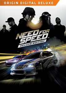 Need for Speed Deluxe Edition (PC Download)