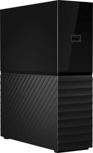 Western Digital My Book 8TB External Hard Drive WDBFJK0080HBK