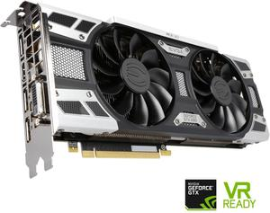 EVGA GeForce GTX 1080 SC Gaming Graphics Card + Free Game (For Honor or Ghost Recon: Wildlands)