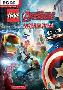 Lego: Marvel's Avengers Season Pass (PC Download) + 1 Free Game