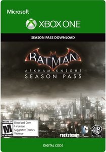 Batman: Arkham Knight Season Pass (Xbox One (Download) - Gold Required