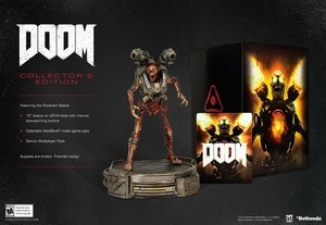 Doom Colletor's Edition (Xbox One)