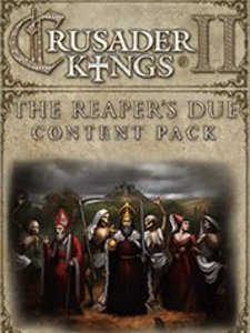 Crusader Kings II: The Reaper's Due Content Pack (PC Download)