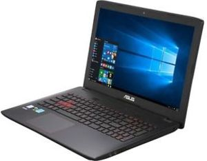 Asus FZ50VW-NS51, Core i5 6300HQ, 8GB RAM, 1TB HDD + 128GB SSD, GeForce GTX 960M, 1080p
