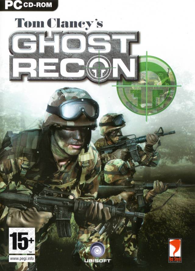 Tom clancy's ghost recon: desert siege   ghost recon wiki   fandom.
