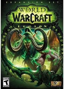 World of Warcraft Legion (PC) + $25 eGift Card