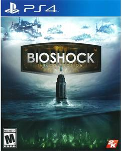 Bioshock: The Collection (PS4 Download - US Only)