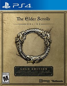 The Elder Scrolls Online Gold Edition (PS4 Download)