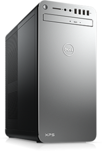 Dell XPS 8910 Core i5-6400, 8GB RAM, GeForce GTX 750 Ti