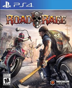 Road Rage (PS4 Download) - PS Plus Required