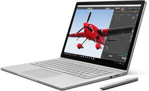 Microsoft Surface Book Core i5-6300U, 8GB RAM, 256GB SSD (Refurbished)