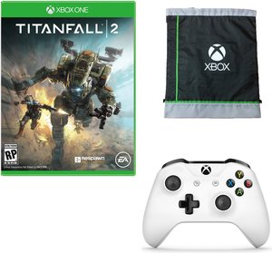 Titanfall 2 + Wireless S Controller + Cinch Sac