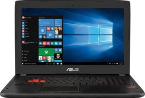 Asus ROG GL502VM Core i7-7700HQ, GeForce GTX 1060, 12GB RAM, 1TB HDD