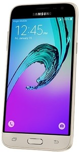 Samsung Galaxy J3 16GB Cell Phone (Virgin Mobile)