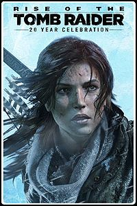 Rise of the Tomb Raider: 20 Year Celebration (Xbox One Download)