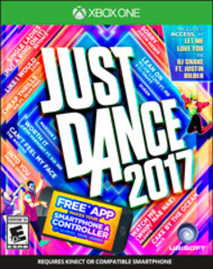 Just Dance 2017 (PS4 Download) - PS Plus Required