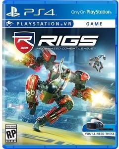 RIGS Mechanized Combat League (PSVR Download) - PS Plus Required