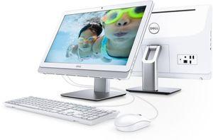 Dell Inspiron 22 3000 21.5-inch All-in-One, AMD A6-7310, 4GB RAM, 1TB HDD