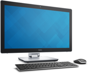 Dell Inspiron 24 7000 23.8-inch All-In-One, Core i5-6300HQ, 12GB RAM, 1TB HDD,