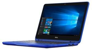 Dell Inspiron 11 3168, Celeron N3060, 4GB RAM, 32GB eMMc