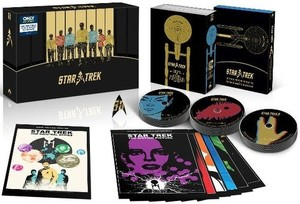 Star Trek: 50th Anniversary TV and Movie Collection (Blu-ray)