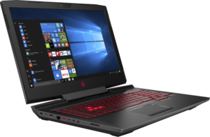 HP Omen 17.3-inch Core i7-7700HQ, Radeon RX 580, 1080p IPS, 16GB RAM, 2TB HDD + 128GB SSD