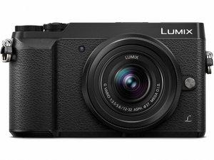 Panasonic DMC-GX85 Mirrorless Camera + 12-32mm & 45mm-150mm Lenses + $100 Adorama Gift Card