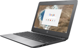 HP Chromebook 11-v010nr Celeron N3060, 4GB RAM, 16GB eMMC (Refurbished)