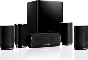 Harman Kardon HKTS 9 Home Theater System (Refurbished)