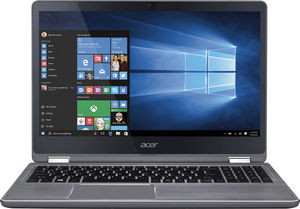 Acer Aspire R 15 Core i5-7200U, 8GB RAM, 1TB HDD, 1080p Touch
