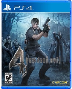 Resident Evil 4 (PS4 Download)