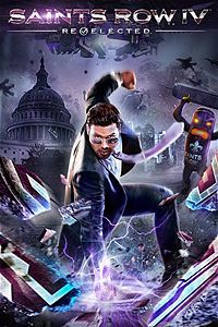 Saints Row IV: Re-elected (Xbox One Download - Gold Required)