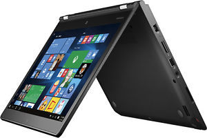 Lenovo ThinkPad Yoga 2-in-1, Core i5-6200U, 8GB RAM, 256GB SSD, 1080p IPS Touch