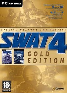 Swat 4: Gold Edition (PC Download)