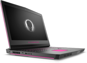 Alienware 17 Core i7-7700HQ, 16GB RAM, 128B SSD + 1TB HDD, GeForce GTX 1060