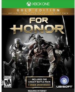 For Honor Gold Edition (Xbox One Download) - Gold Required