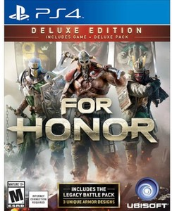 For Honor Deluxe Edition (PS4 Download) - PS Plus Required