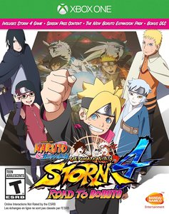 Naruto Shippuden Ultimate Ninja Storm 4 Road to Boruto (Xbox One Download)