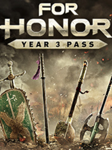 For Honor Year 3 Pass (PC Download)