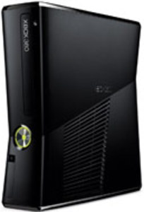 Xbox 360 S System 4GB Black (Refurbished)