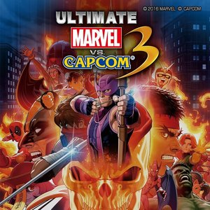 Ultimate Marvel vs. Capcom 3 (PS4 Download) - PS Plus Required