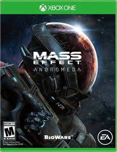 Mass Effect Andromeda Standard Recruit Edition (Xbox One Download) - Gold Required